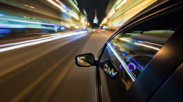 Увеличение скоростного режима на трассах