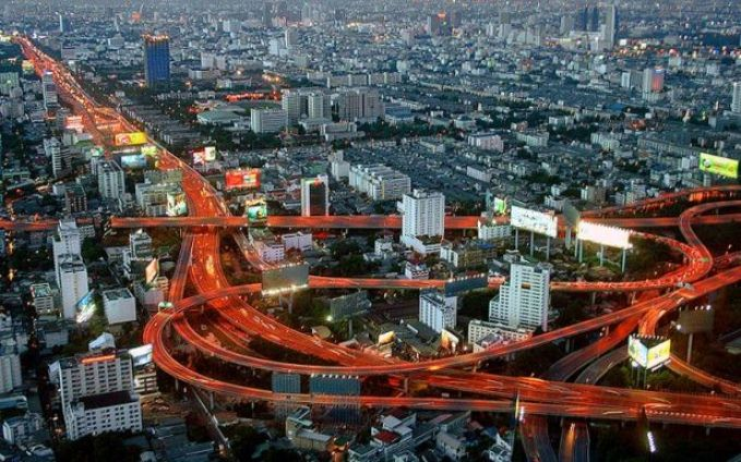Бангкок столица Таиланда