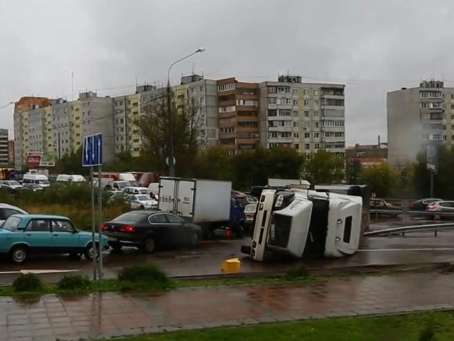 Авария в Щелково