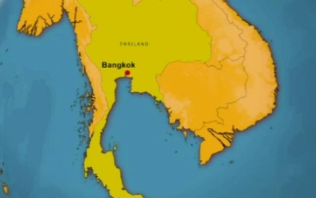 Путешествие в Азию Таиланд